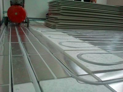 sistemi radianti a pavimento ControsoffittiMangiacavalli